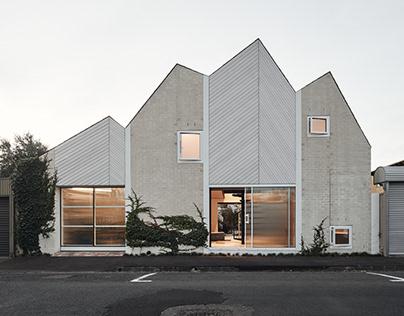 RaeRae House/ Austin Maynard Architects