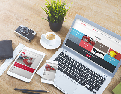 Ceda Web Site Tasarımı
