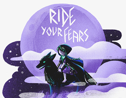 Ride your fears