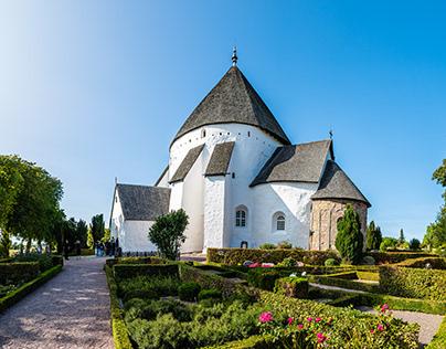 Round Churches of Bornholm. A little photowalk