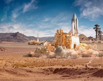 Future spaceports
