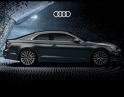 The New Audi A5 Coupé