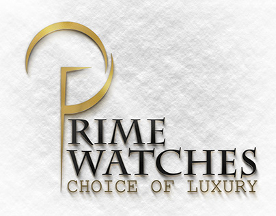 Prime Watches Visual Identity