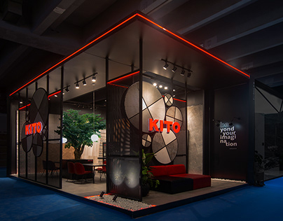 Stand design atCanton 2019 | Kito