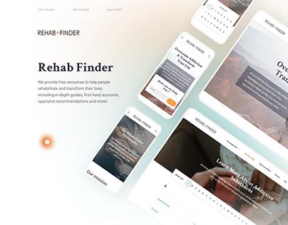 Rehab Finder