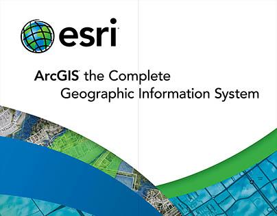 esri Trade Show Graphics