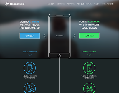 Celucambio - Website