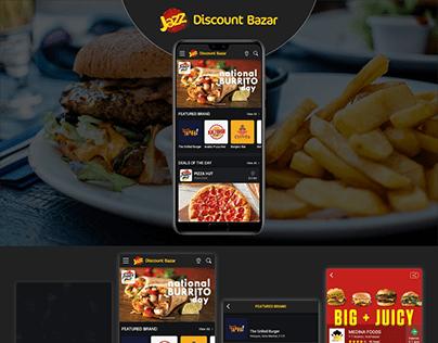 Jazz Discount Bazar App (Update)