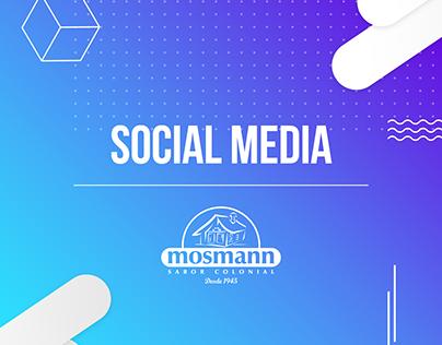SOCIAL MEDIA | Mosmann Alimentos