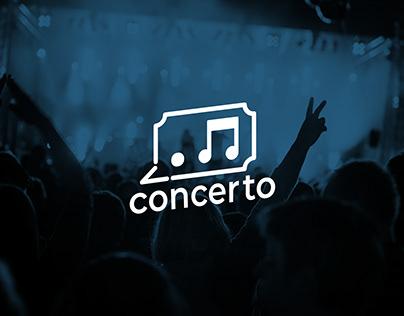 Daily Logo Challenge #25 Concerto