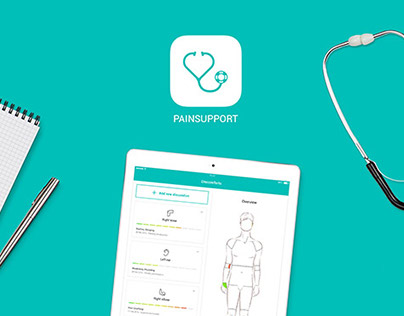 Painsupport - Health app for nonspecific pain