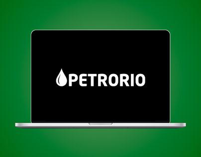 Website - Petro Rio S.A.