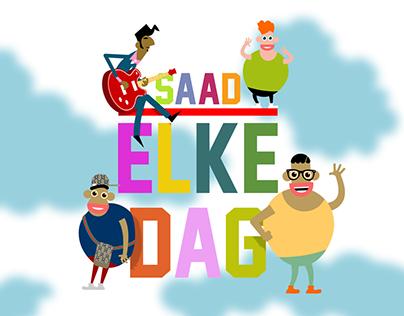 Saad - Elke Dag