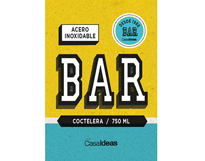 Packaging Bar Casaideas