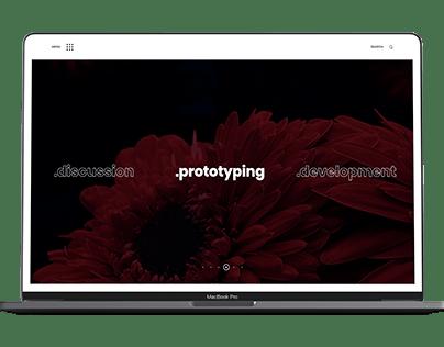 Andale - Creative HTML5 Portfolio Template