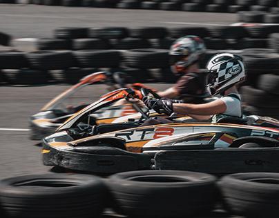 LIPNÍK - SWS SPRINT #6 | karting race