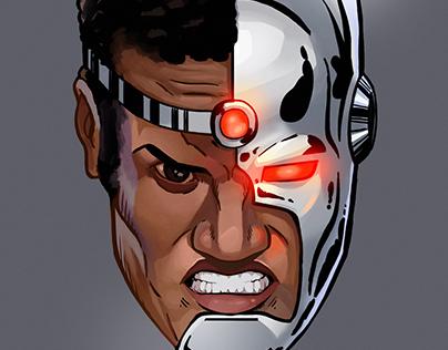 80's Cyborg