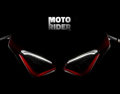 Motorider - E-commerce Website