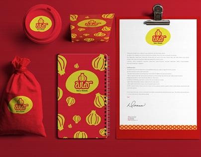 Kimalah Restaurant Branding