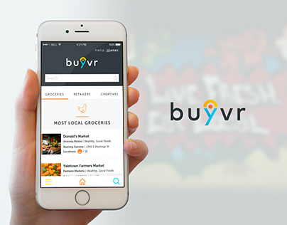 Buyvr Mobile App