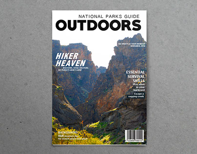 Outdoors Article and Photography