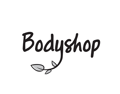 The BodyShop Rebrand