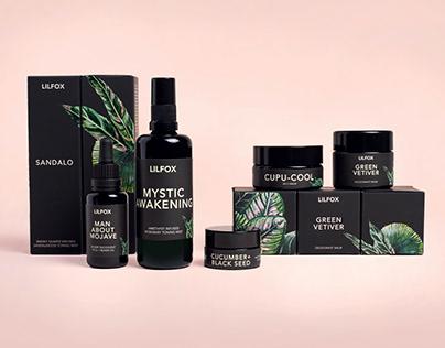 Lilfox   Packaging & branding
