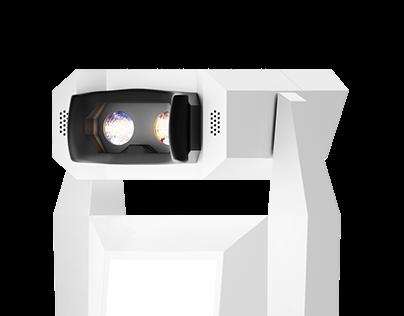 VR+AR Binoculars