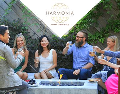 HARMONIA | BRANDING/WEB DESIGN