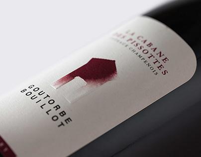 Coteaux rouge Champagne Goutorbe Bouillot