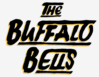 The Buffalo Bells - Logo & Homepage