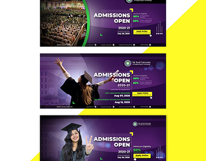 Admission Campaign for SSUET