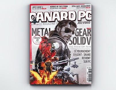 Nouvelle formule Canard PC pour Presse non-stop