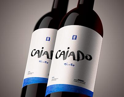 "Adega Mayor . Restyling vinho ""Caiado"""