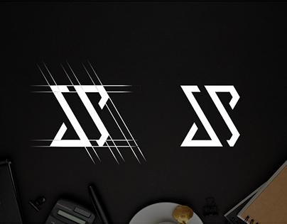 Letter S & S Logo design