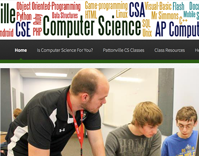 Pattonville Computer Science Department Website