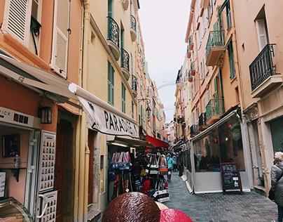 Travel Photos (Monaco, Spain, France)