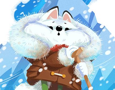Arctic Fox Adventurer