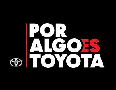 Por algo es Toyota