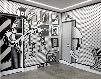 Nickelodeon Game Room
