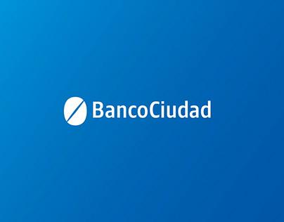 Banco Ciudad - Animaciones