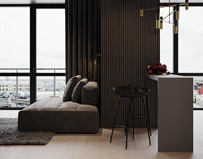 3sl12 проект квартири для друга