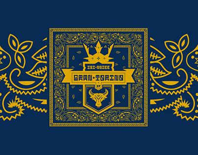 GRAN TORINO | COVER ARTWORK