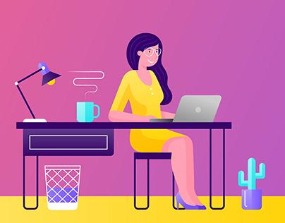 Skillmaker, conceptual illustration