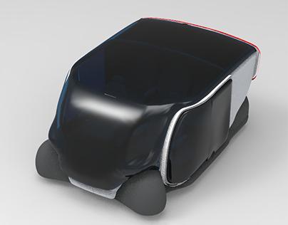 Revolvo - Future of Road Transport