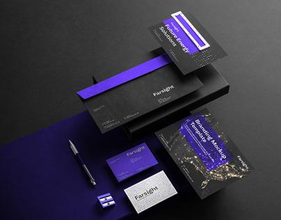 Farsight Branding Mockup Kit
