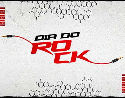 Campanha de Dia do Rock - Mitou Camisetas