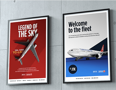 Turkish Airlines / Print Concept