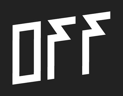 OFF! FONT (FREE)