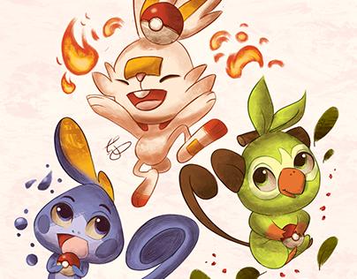 Pokémon - Sword and Shield